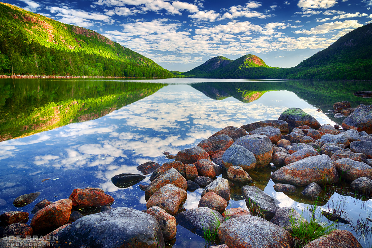 Jordan Pond Loop photo (Acadia National Park) -- © 2013 Joe Braun Photography