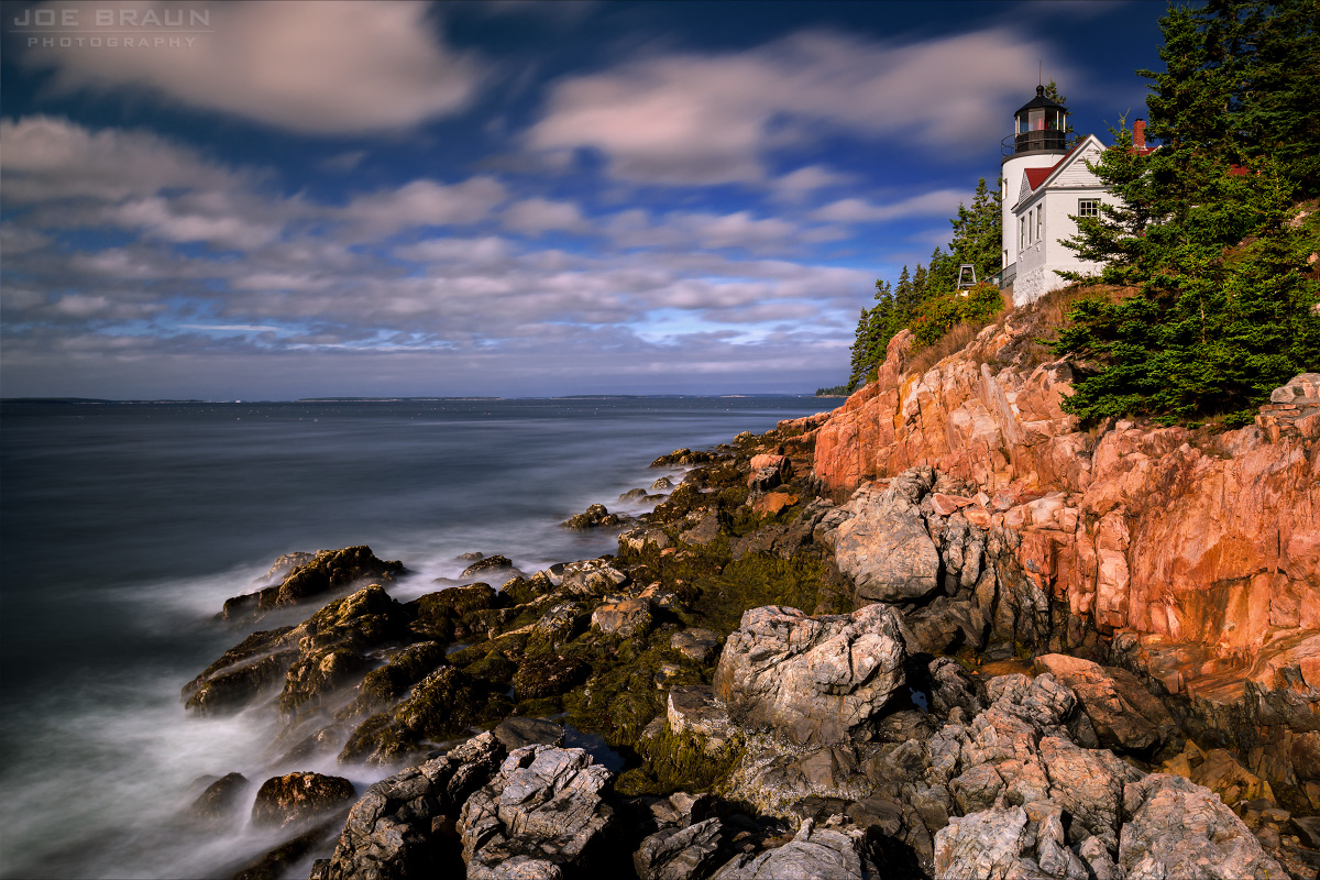 Bass Harbor Head Lighthouse photo (Acadia National Park) -- © 2014 Joe Braun Photography