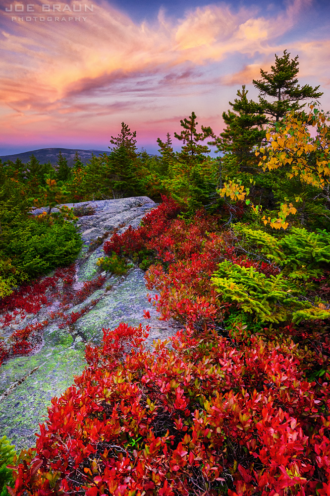 Beech Mountain photo (Acadia National Park) -- © 2014 Joe Braun Photography