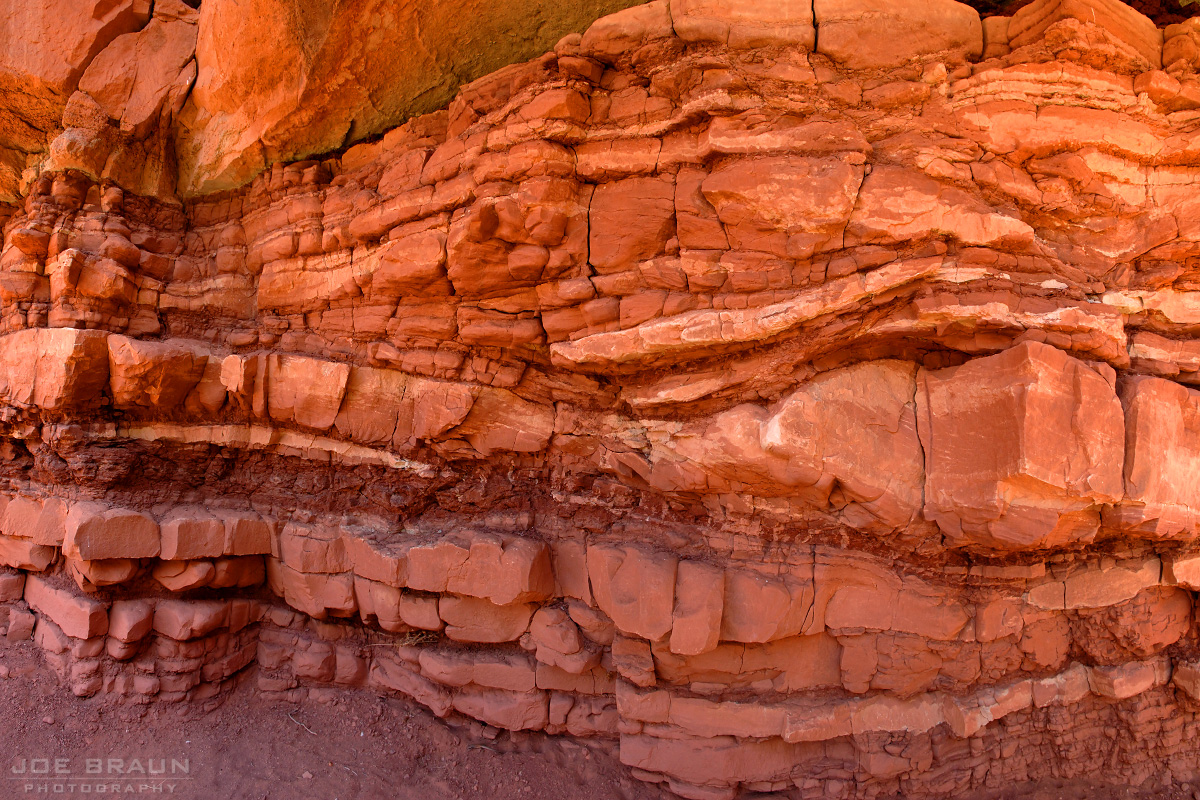 The Watchman Trail (Zion National Park) -- Photo © 2006 Joe Braun Photography